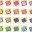หมึกปั๊ม Bentoto House Ink Pad 20 สี thumbnail 2
