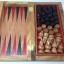 ชุดกระดานหมากรุกไทยไม้ก้ามปูพกพาพร้อมตัวหมากชุดใหญ่ (ขนาด38.5x42 cm) thumbnail 15
