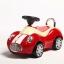 รถขาไถ มินิคูเปอร์ มีเสียง มีไฟ พวงมาลัยบังคับซ้ายขวา มีเพลง มีเสียงแตร มีไฟ ขนาด71x33.5x26cm thumbnail 4