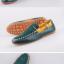 รองเท้าผู้ชายแฟชั่น (พร้อมส่งสีเขียว ไซส์ 41 ) thumbnail 2