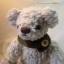 ตุ๊กตาหมีผ้าขนแกะสีน้ำตาลขนาด 20 cm. - Poppy thumbnail 1