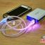 สายชาร์จ iPhone5/5s มีไฟทั้งเส้น เปลี่ยนสีได้ thumbnail 2