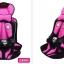 High Quality Baby Child Kid Safety Car Seat Car Cushion ใช้ได้ตั้งแต่ 9 เดือน - 5 ขวบ ( 8 - 18 กก.) ราคานี้เป็นราคา 1 ชิ้น ระบุสีในหมายเหตุตอนสั่งซื้อค่ะ thumbnail 4