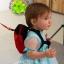 Baby Safety Backpack Harness, Ladybug2 in 1 กระเป๋าเป้เด็กใส่ของ + สายจูงเด็กกันเด็กหลง เต่าทอง thumbnail 2