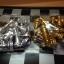 หมากรุกสากลแม่เหล็กตัวหมากสีทองเงินขนาดเล็ก(25x25cm.) thumbnail 4