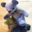 ตุ๊กตาหมีผ้ายีนส์ขนาด 20 cm. - Easter thumbnail 3