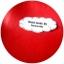 LH16 : ผ้าหนังสีแดงสด แบ่งขาย 1 หน่วย = ขนาด1/4 หลา : 45X 65 cm thumbnail 1
