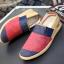 รองเท้าผ้าใบชายทรงสลิปออน thumbnail 1