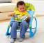 Fisher-Price Infant-to-Toddler Rocker, Elephant Friends thumbnail 3