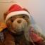 หมีนั่งสีน้ำตาล ขนาด 21 ซม. thumbnail 2