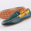 รองเท้าผู้ชายแฟชั่น (พร้อมส่งสีเขียว ไซส์ 41 ) thumbnail 1