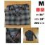 เสื้อเชิ้ตลายสก๊อต เสื้อเชิ้ตUNIQLO Size M thumbnail 1