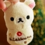 (สินค้าแลกซื้อในราคา 60 บาท) San-X ที่ห้อยมือถือแบบเช็ดหน้าจอได้ มี Rilakkuma/ Korilakkuma/ Chicken/ Kutsushita Nyanko thumbnail 8