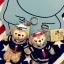 น่ารักมากๆ พวงกุญแจตุ๊กตา The duffy bear by Tokyo Disney Sea thumbnail 7