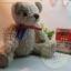 ตุ๊กตาหมีผ้าขนแกะขนาด 23 cm. - Banoffee thumbnail 5