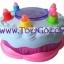 เค้กวันเกิดมหัศจรรย์ Magic Music Birthday Cake thumbnail 3