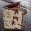 กระเป๋าสตางค์พับงานควิลท์-Teddy Bear museum thumbnail 6