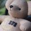 ตุ๊กตาหมีผ้าทอญี่ปุ่นขนาด 40 cm. - Niza XL size thumbnail 1