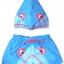 ชุดว่ายน้ำเด็กเล็ก size 6 - 18 เดือน น้ำหนัก 9-12 กก. ชุดว่ายน้ำเด็กเล็ก ฉลามน้อย thumbnail 2