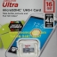 MicroSD Sandisk Ultra 16GB 48MB/s (320X) No Adapter(SIS/Synnex) thumbnail 1