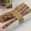 เซตผ้าขนKTสำหรับเย็บตุ๊กตาหมี - โทนสีงาช้าง thumbnail 1