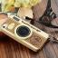 เคส iPhone5/5s - Camera ซิลิโคน thumbnail 3