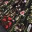 เดรสสีดำยาวออกงาน ซีทรูสีดำงานปักลายดอกไม้ thumbnail 7