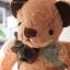ตุ๊กตาหมีผ้าขนแกะสีน้ำตาลทองขนาด 20 cm. - Lilac thumbnail 5