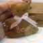 ตุ๊กตาหมีพวงกุญแจ สูง 8 cm.ผ้าสักหลาด flower02 - สีน้ำตาล thumbnail 2