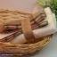 เซตผ้าขนKTสำหรับเย็บตุ๊กตาหมี - โทนสีงาช้าง thumbnail 3