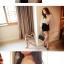RJ.Story เสื้อแฟชั่นเกาหลีคอปกผ้าโครเชช่วงไหล่ตัดต่อผ้่าลูกไม้ตามภาพ thumbnail 10