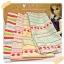 JUNE58.Pack19 : ผ้าจัดเซตอเมริกา 4 ชิ้นผ้าแต่ละชิ้นขนาด 27 X 45cm ปกติ 4 ชิ้น 280 บาทถ้าสั่งผ้าอเมริกาแบ่งขาย ซื้อเป็นแพค แพคนี้เหลือ 200 บาทค่ะ thumbnail 1