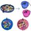 โล๊ะสต็อก Toy Mat And Storage Bag ถุงรูดเก็บของเล่น นั่งเล่นได้อย่างเป็นระเบียบ ความกว้าง 150 ซม. มี 2 (ต้องใส่ของเล่นให้มีน้ำหนักถึงรูดได้นะคะ) thumbnail 7