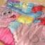 พร้อมส่งค่ะ Dora the explorer ผ้าห่ม quilted blanket สำหรับเตียงเดี่ยว thumbnail 9