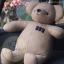 ตุ๊กตาหมีผ้าทอญี่ปุ่นขนาด 40 cm. - Niza XL size thumbnail 2