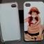case iphone 4/4s พลาสติก 8 thumbnail 1