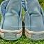 รองเท้าผ้าใบยีนส์สีฟ้า Chic Chic (Size 36) 200 บาท thumbnail 3