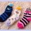 Japan winter cuddly socks ถุงเท้าปุกปุยน่ารักสำหรับฤดูหนาวโดยเฉพาะ thumbnail 1