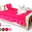 เตียงไม้สุดหรู (เบาะแบบมีระบาย) thumbnail 1