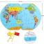 แผนที่โลก พร้อมธง 36 ประเทศ (Map of the World) thumbnail 4