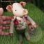 ตุ๊กตาหมู ขนาด 21 cm. - Piggory thumbnail 4