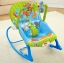 Fisher-Price Infant-to-Toddler Rocker, Elephant Friends thumbnail 2