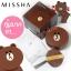 Missha Magic Cushion Special Kit [Line Friends Edition] Brown ตลับสีน้ำตาล เนื้อแป้งMatte #21 สีชาวอมชมพู (แถมฟรีรีฟิว 1 ชิ้น + พัฟ 1 ชิ้น ) thumbnail 1