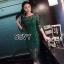 Dress เรียบหรูโทนสีเขียว thumbnail 1