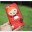 เคส iPhone 5 ซิลิโคน หนูน้อยหมวกแดง thumbnail 3