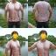 เสื้อลายกล้าม 3มิติ สกรีนทั้งตัวหน้า-หลัง (3D T-Shirt Muscle) thumbnail 3