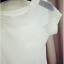 พร้อมส่ง เสื้อยืดสีขาว thumbnail 10