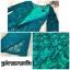 Dress เรียบหรูโทนสีเขียว thumbnail 7