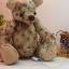ตุ๊กตาหมีผ้าฝ้ายขนาด 16 ซม. - DoBear thumbnail 4