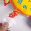 Big Ben Activity Clock นาฬิกายักษ์ขวัญใจเด็ก ๆ ดึงแขนแล้วสั่นได้ เด็ก ๆจะขำเลยค่ะ มีกระจกด้านหลัง เล่นได้ยันโต สอนตัวเลข สอนเวลาก็ได้ด้วย thumbnail 4